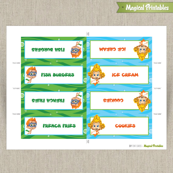 Bubble Guppies Invitations Templates for great invitations template